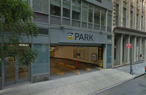 Edison Parking Garage by Edison Parkfast At 88 Leonard St New York Parking