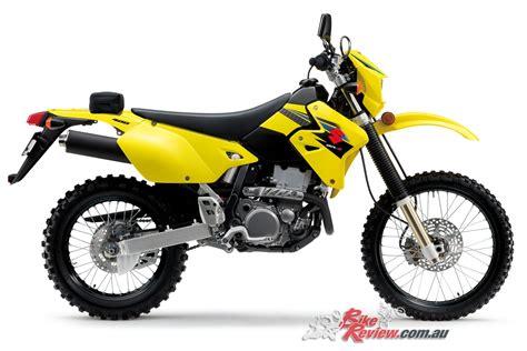 Dr Suzuki by 2018 Suzuki Dr Z400e On Sale Now Bike Review