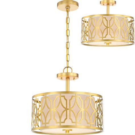 Organic Lighting Fixtures Nuvo 60 5937 Filigree Brass Ceiling Light Fixture Pendant Lighting Nuv 60 5937
