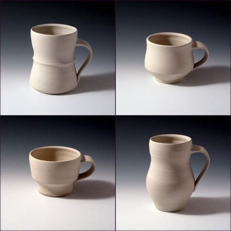 types of mugs assignment exploring a form part 1 pottery blog emily