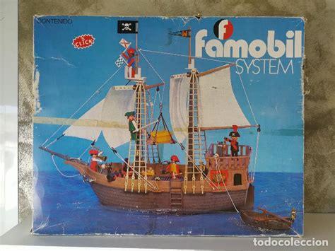 barco pirata famobil barco pirata famobil 3550 en caja comprar playmobil en