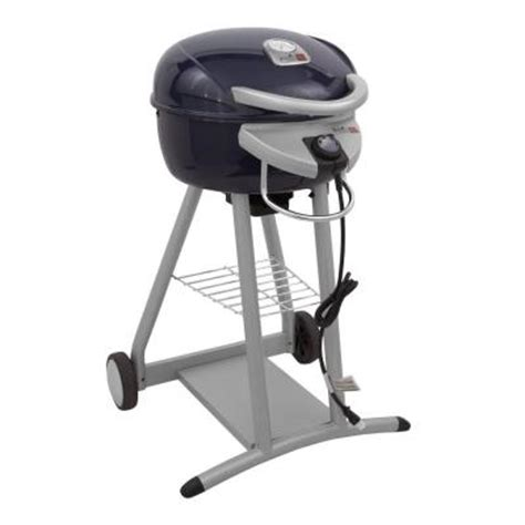 char broil patio bistro tru infrared electric grill in