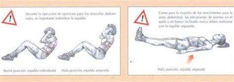 como hacer bien abdominales en casa consejos para entrenar adecuadamente el abdomen