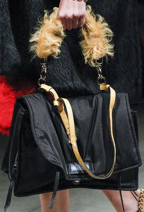 Prada 2008 Handbags Runway Review by Prada Fall Winter 2017 Runway Bag Collection For