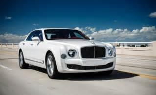2015 Bentley Mulsanne 2015 Bentley Mulsanne Speed Photo