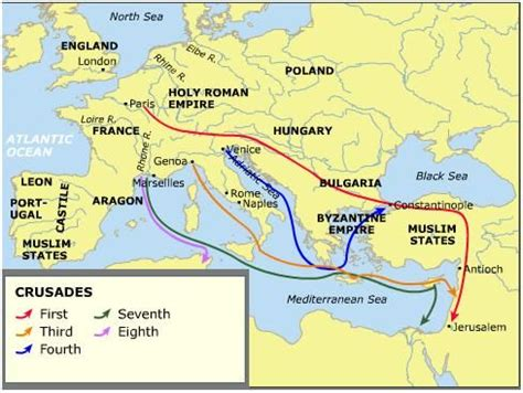 maps of the crusades the world s catalog of ideas