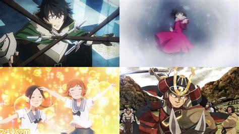 kadokawaが anime expo 2017 で新作アニメ4本の世界初公開プロモーションビデオを公開