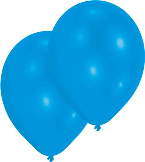 balloon rubber st metallic blue balloons 50 st buy shiny balloons