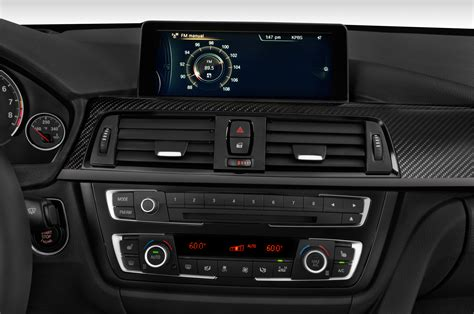 2015 BMW M4 Radio Interior Photo   Automotive.com