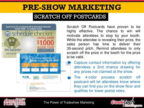 trade show checklist and marketing tips jyler trade show marketing pre show trafiic building ideas