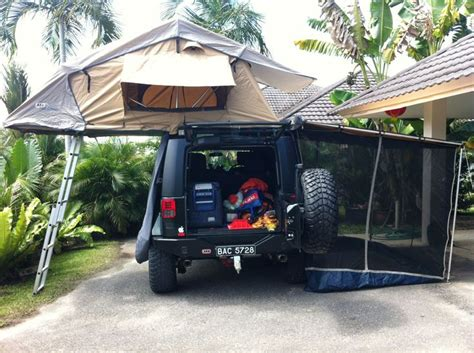 Jeep Cing Tents 25 Best Ideas About Jeep Tent On Jeep Cing