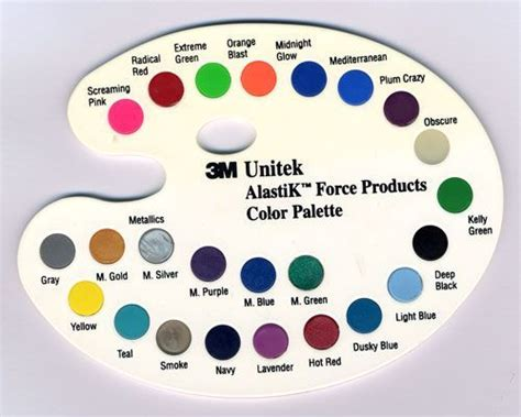 braces color chart braces color wheel search brakets