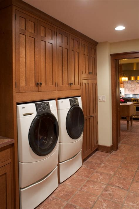 laundry roombuilt ins
