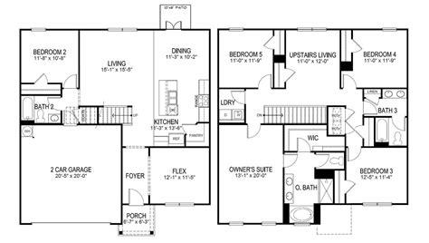 Hayden Homes Floor Plans by The Hayden Cherokee Heights Panama City Florida D R