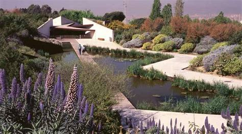 Barcelona Botanical Garden Gardens In Barcelona At Spain Barcelona Botanical Garden