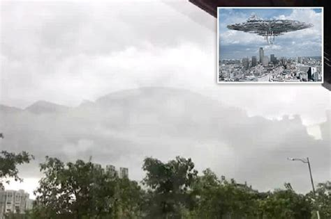 A Floating City has another floating city appeared china ancient code