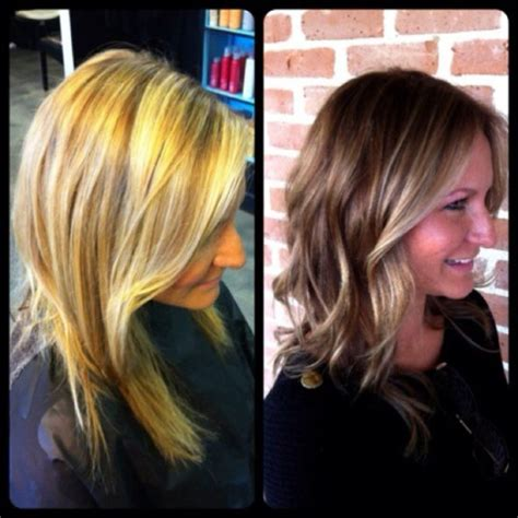 consequences of going from dark to light hair color sozo going from blonde to brunette anyone done it weddingbee