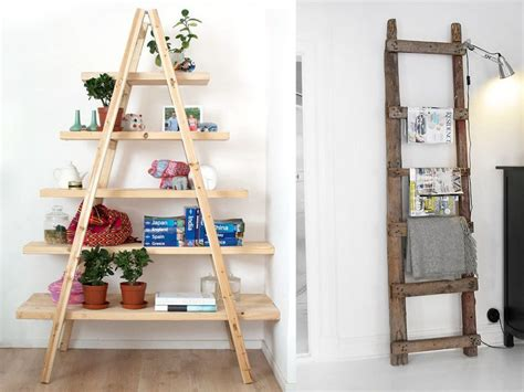 reciclar muebles de madera 10 incre 237 bles formas de reciclar escaleras de madera