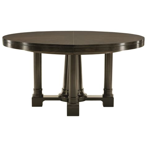 bernhardt dining table bernhardt sutton house pedestal dining table with 20