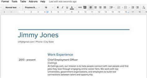 google drive resume template resume layout google docs resume