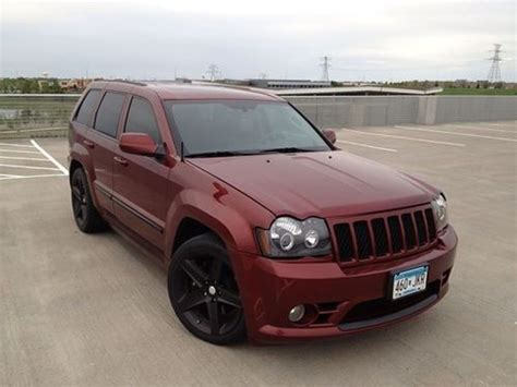 Srt8 Jeep 2008 Buy Used 2008 Jeep Grand Srt8 6 1l V8 430hp 430lb