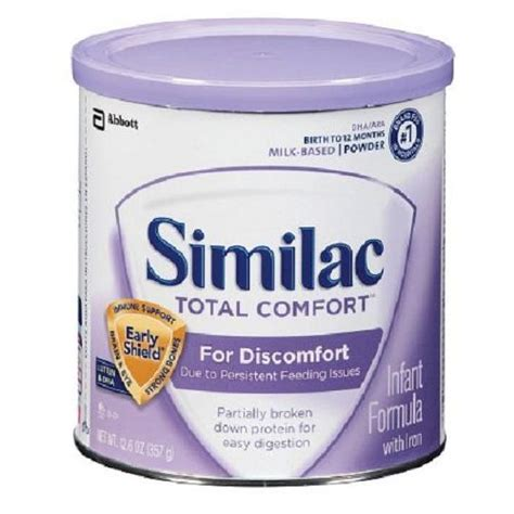 similac total comfort ready to feed similac total comfort for discomfort persistent feeding
