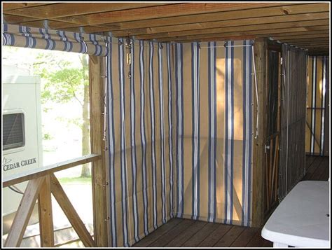 plastic curtains for porches roll up plastic porch curtains download page home design