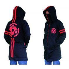 Jaket Mode Hokage mode jacket hoodie