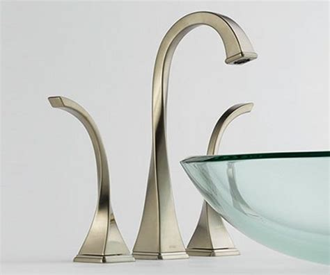 Brizo Virage Faucet by New Virage Bathroom Faucets By Brizo Motiq