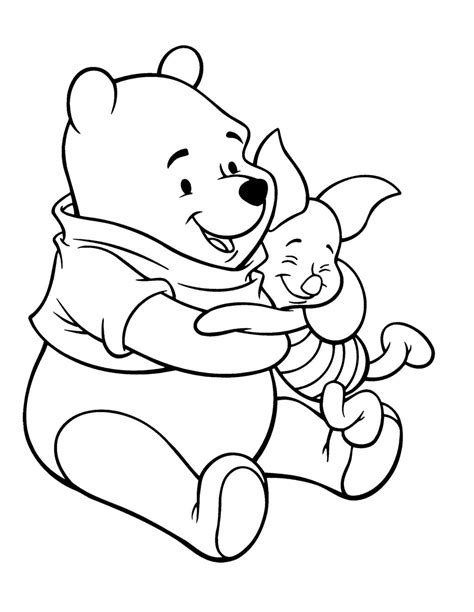 coloring page piglet piglet coloring pages best coloring pages for kids
