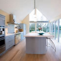 Kitchen Extensions Ideas by Vaulted Roof Kitchen Extension Kitchen Extensions