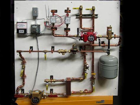 module floorheating pre fab module krell distributing