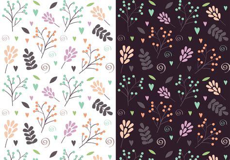 pattern vector free floral free vintage floral pattern download free vector art