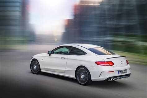 mercedes sport 2017 mercedes amg c 43 4matic coupe is a c 450 amg sport