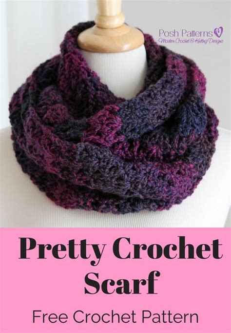 t shirt yarn cowl pattern free crochet scarf pattern yarns patterns and fun projects