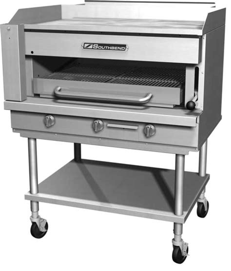 Commercial Kitchen Broiler by Southbend Platinum Series Steakhouse Broiler 32 Quot Ssb 32