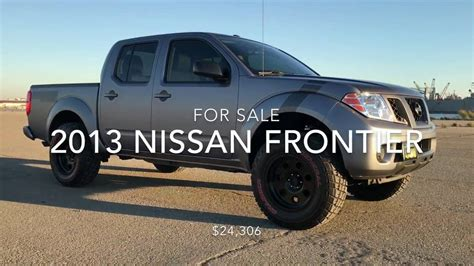nissan frontier custom 2013 nissan frontier pro4x stealth for sale custom sv