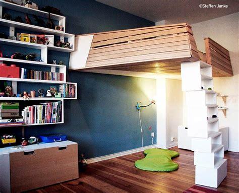 Wie Baue Ich Ein Hochbett Selber by Hochbett Bauen K 246 Nnen Nur Architekten Und Innendesigner