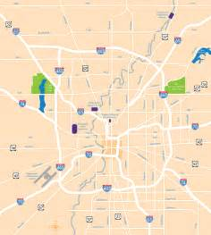 Indianapolis Map Usa by Indianapolis Map Indianapolis In Mappery