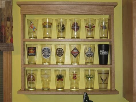 pint glass display cabinet 17 best images about pint glass project on pinterest