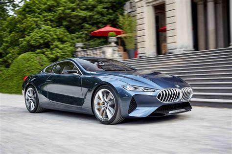bmw concept exclusive bmw 8 series concept quick drive automobile