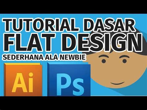 tutorial flat design dengan photoshop tutorial membuat flat design ala newbie menggunakan