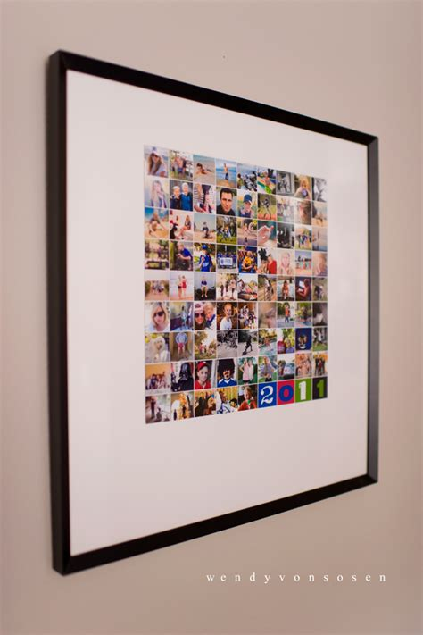 photo collage at home alternative stylish ways to display photos