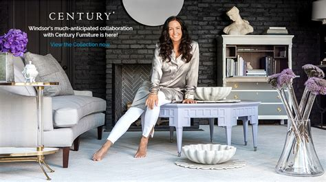 smith for century furniture home decor products