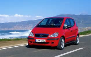 Small Mercedes Cars Mercedes A Class Car Catalog