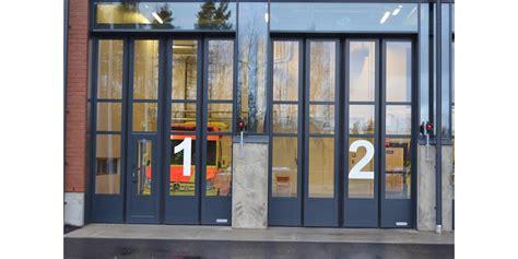 type de fenetre 4928 portes pliantes industrielles enti 232 rement vitr 233 es assa