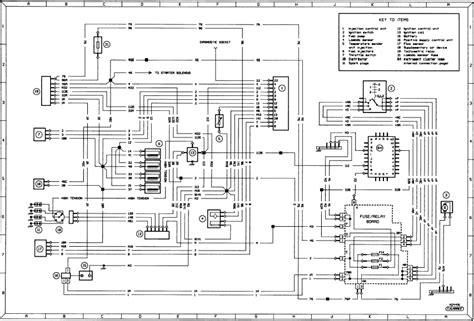 peugeot 205 wiring diagram wiring diagram with description