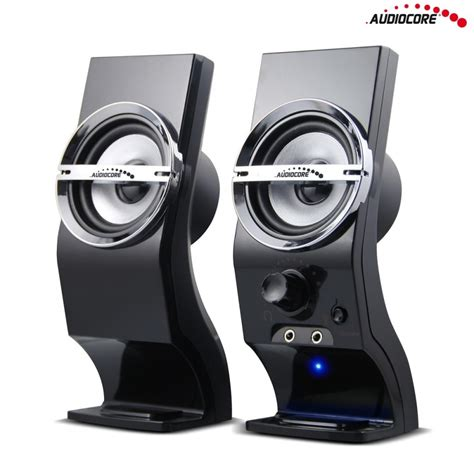 Speaker New Speker Blutooth Su10 audiocore computer speakers 6w ac805 usb smartech ee