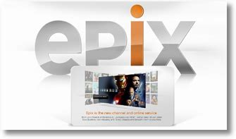 new free online movie service epix coming soon