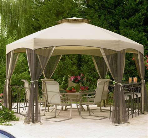 the best canopy for garden gazebo